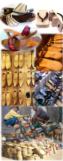sandal kelom | sandal kayu | sandalkelommurah.wordpress.com